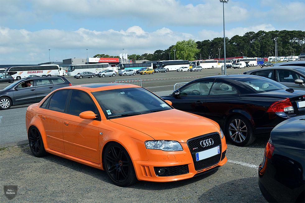 AA88 • Audi RS4 (B7) berline '07