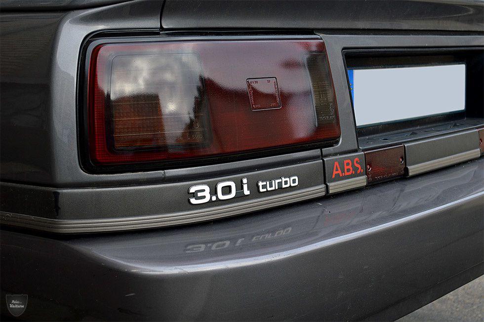 AA37 • Toyota Supra Mk3 Turbo '88