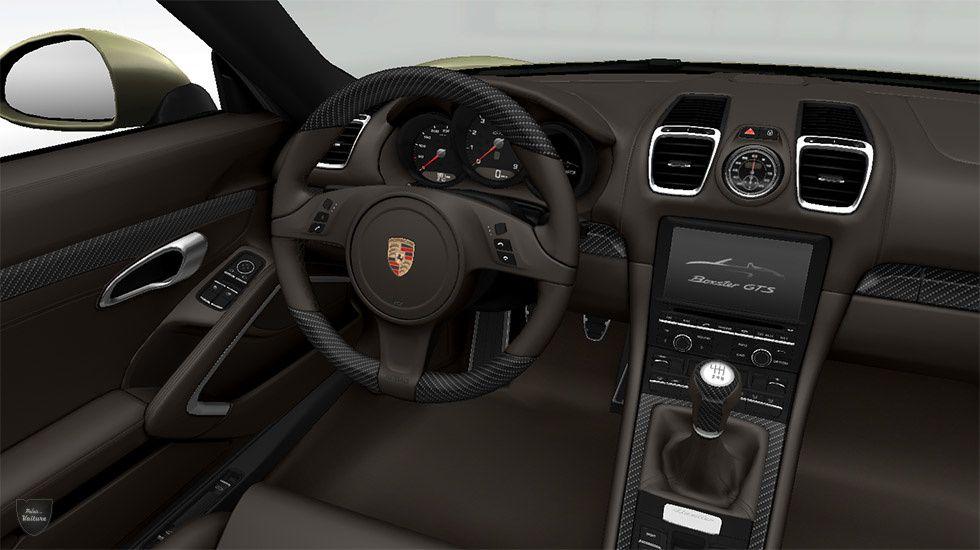 Porsche Boxster Club Sport : phase de conclusion