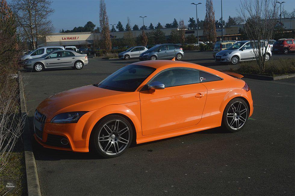 AD53 • Audi TTS (8J) '08