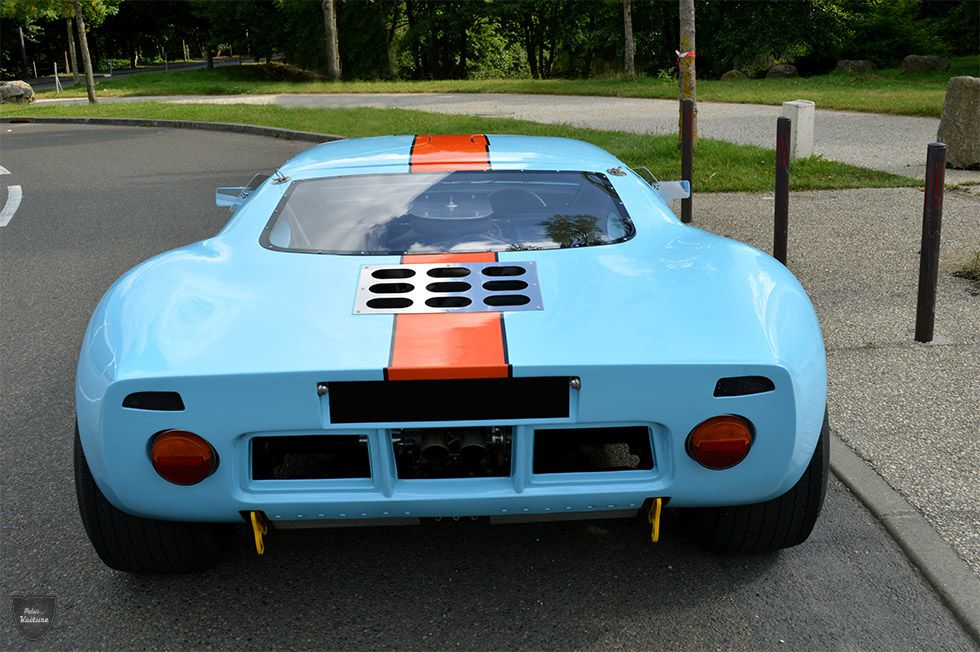 AG53 • GT Developments GT 40 V8 '85