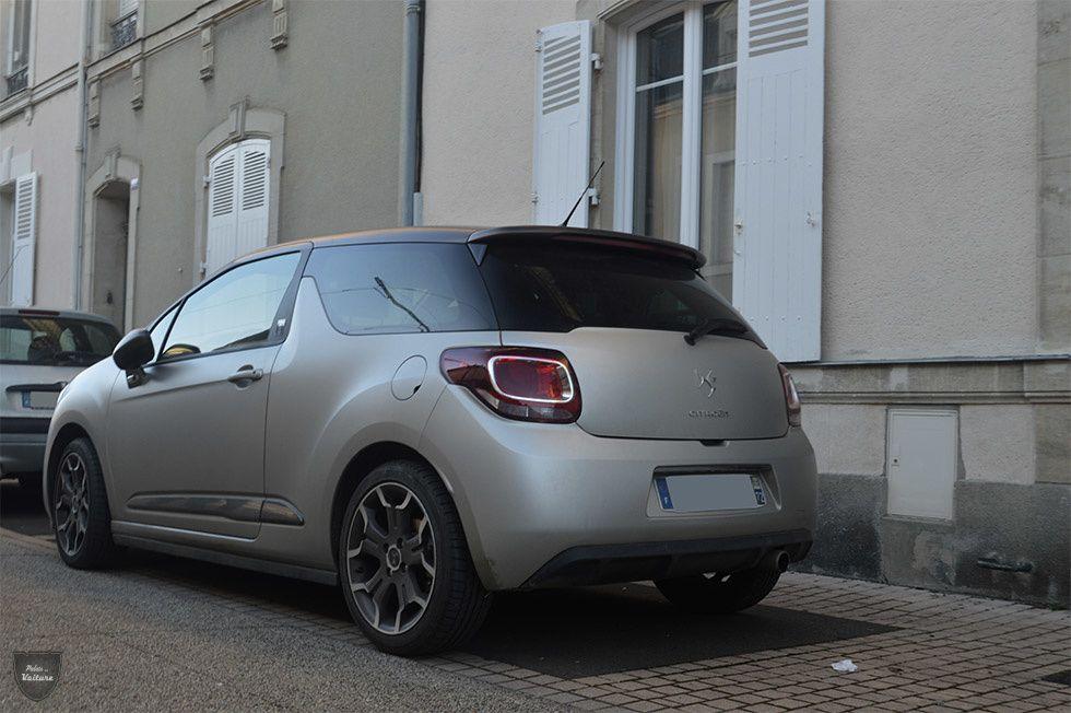 AG86 • Citroën DS3 DS World Paris '13