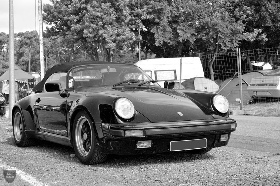 AA64 • Porsche 911 (911) Speedster Turbo look 3.2 '89