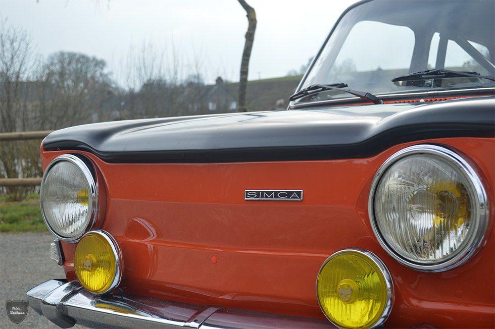 AA56 • Simca 1000 Rallye 1 '72
