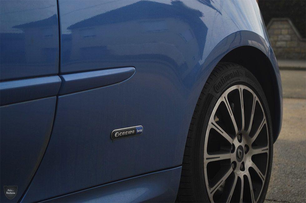 AB69 • Renault Clio 3 RS Gordini '10