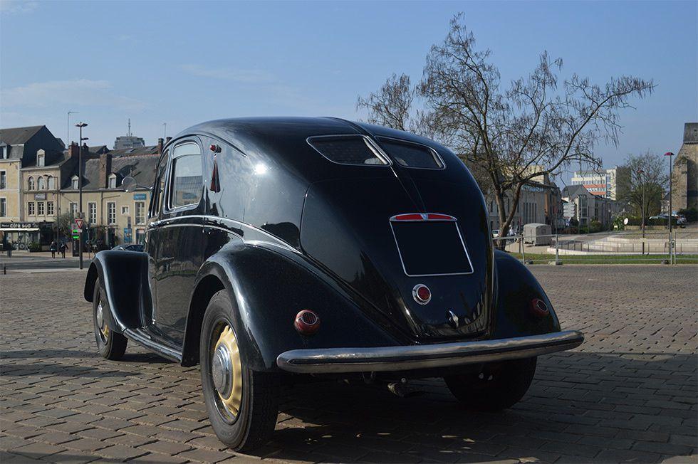 AA42 • Lancia Aprilia Ardennes (238) berline '38