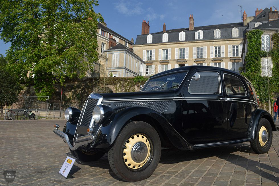 AA42 • Lancia Aprilia Ardennes (238) berline \'38 - PDLV - Palais-de ...