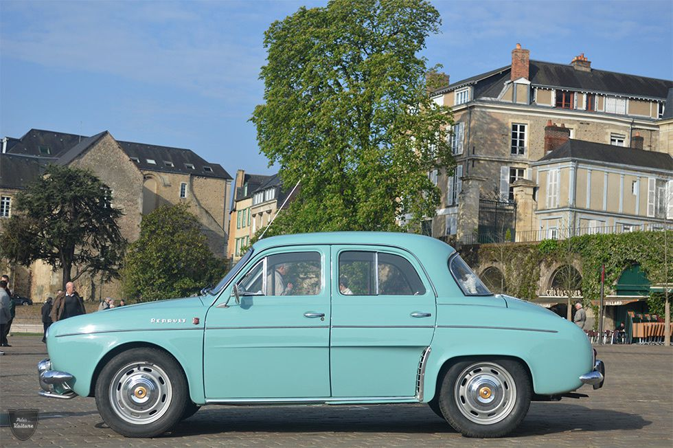 AB38 • Renault Dauphine (R1090A) Ondine '62