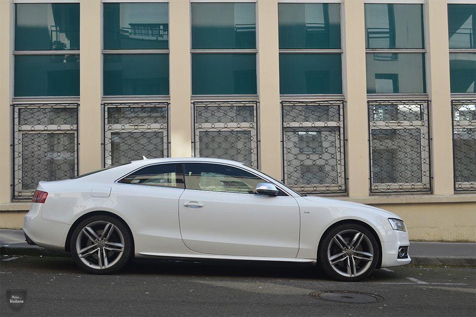AC01 • Audi S5 (8T) V8 coupé '09