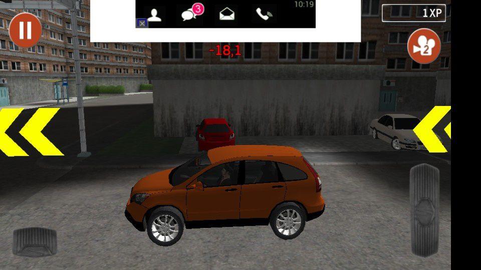 Test de Public Transport Simulator sur smartphone