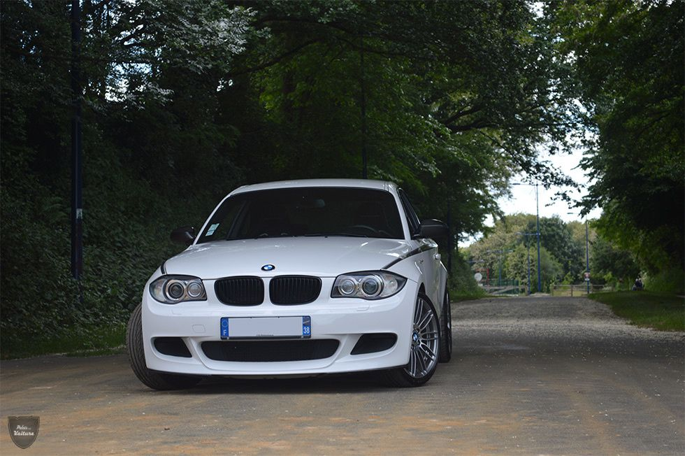 AA03 • BMW Série 1 (E82) 135i Pack performance '09