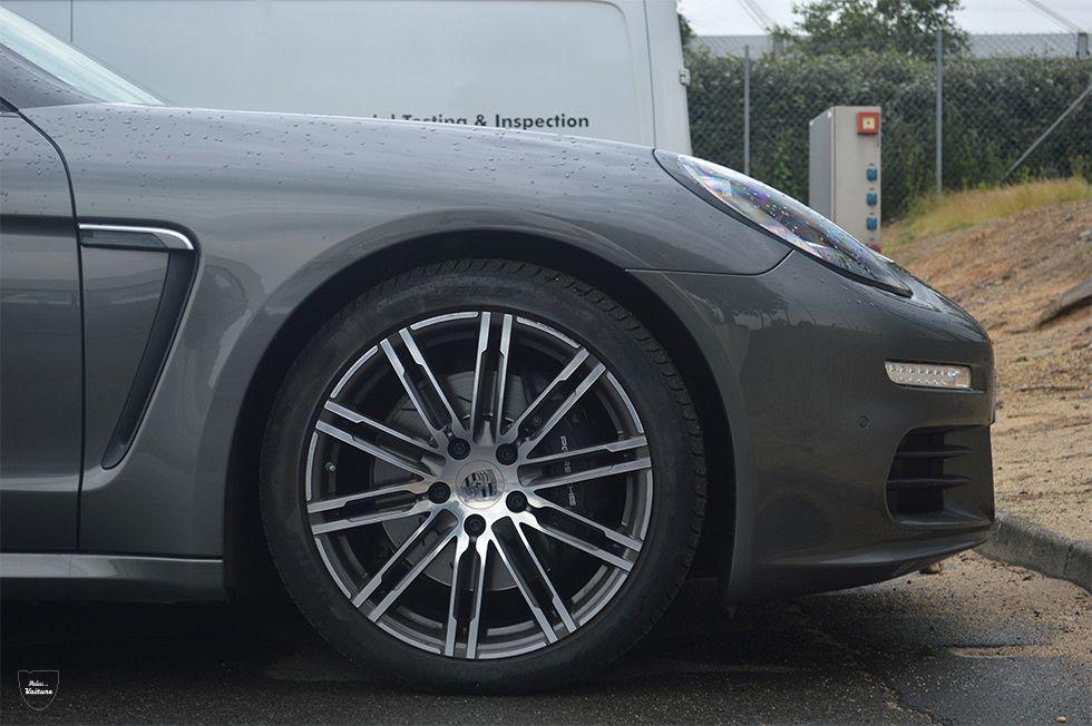 AC22 • Porsche Panamera (970) diesel '15