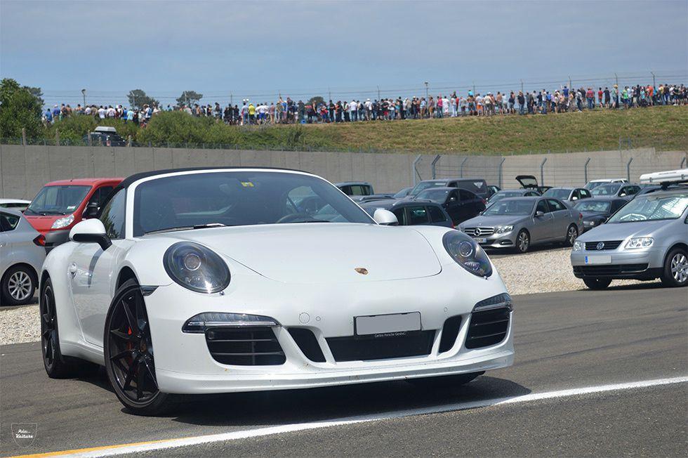 AE71 • Porsche 911 (991) Carrera S cabriolet '14