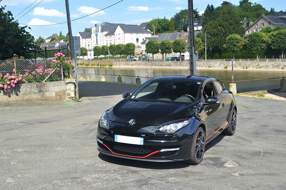 AE53 • Renault Mégane 3 RS Cup '12
