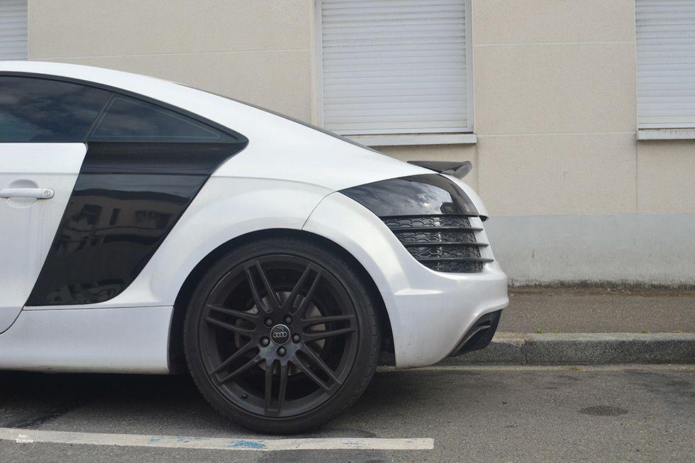 Audi TT look R8 : plumage douteux et sans ramage