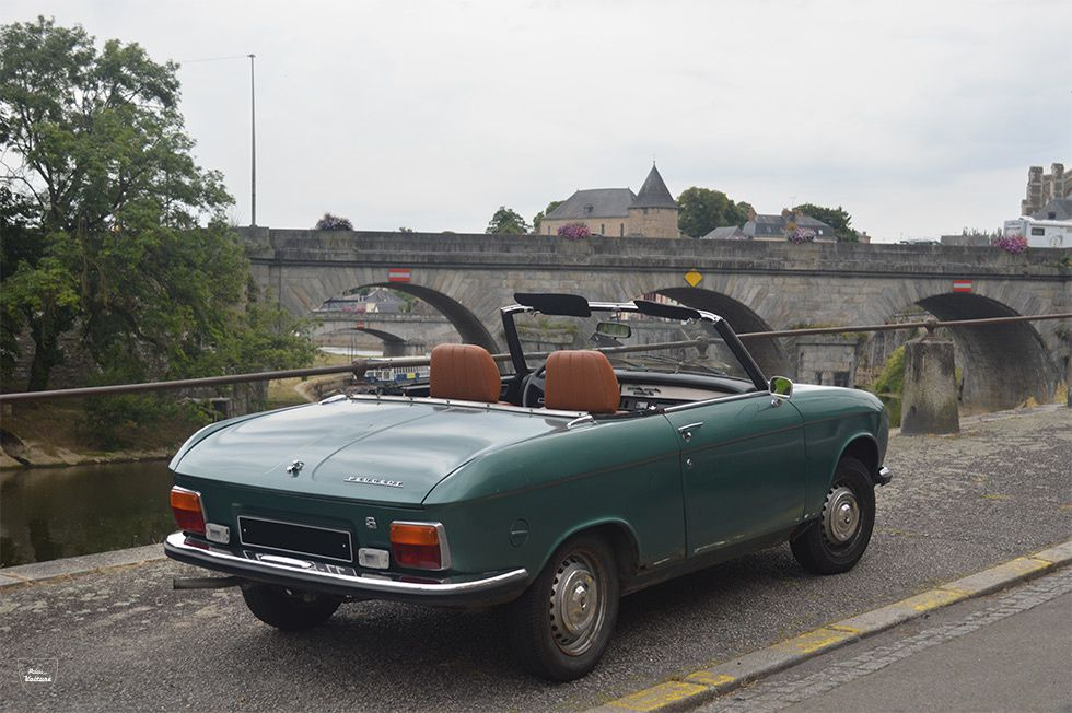 AA06 • Peugeot 304 cabriolet S '73