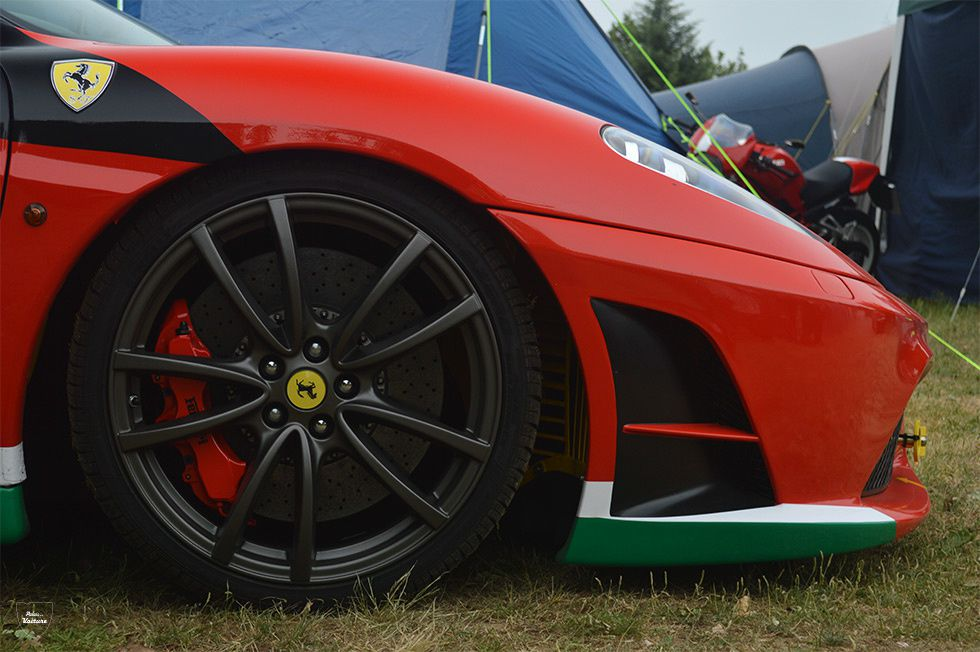 AA31 • Ferrari F430 coupé look GT '05