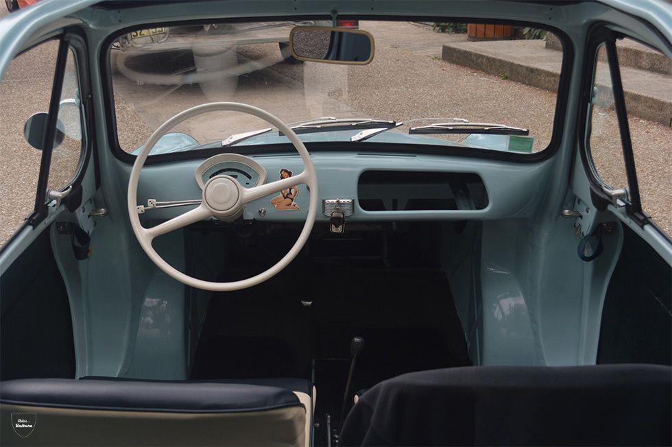 AB30 • Vespa 400 Luxe '58
