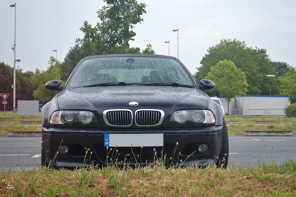 AE48 • BMW M3 (E46) cabriolet '01