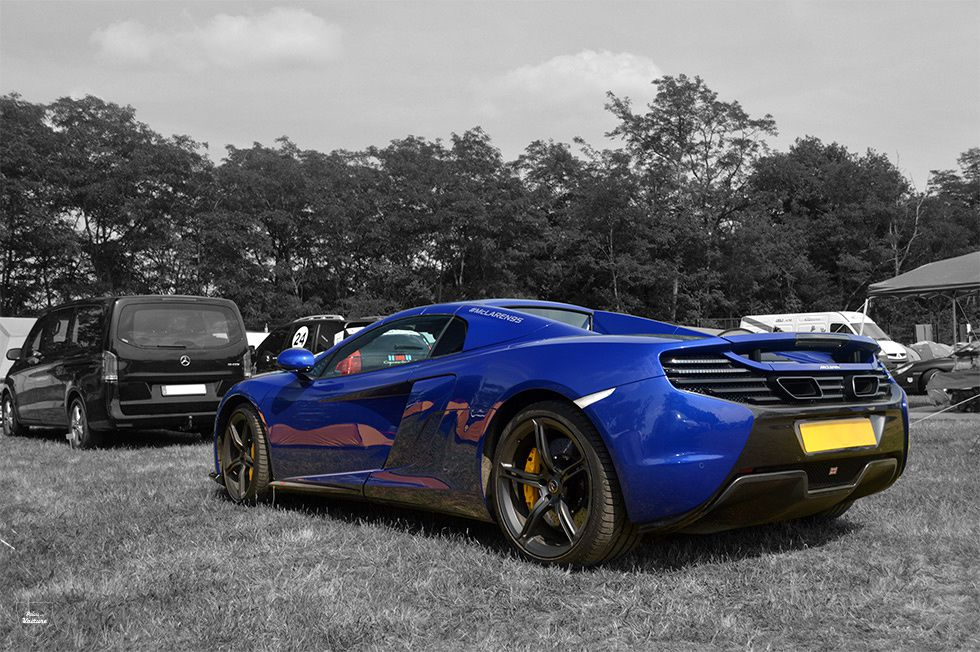 AC95 • McLaren 650S spider '15