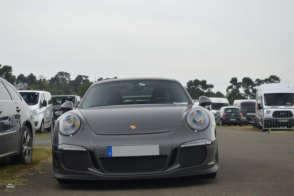AG96 • Porsche 911 (991) GT3 '15