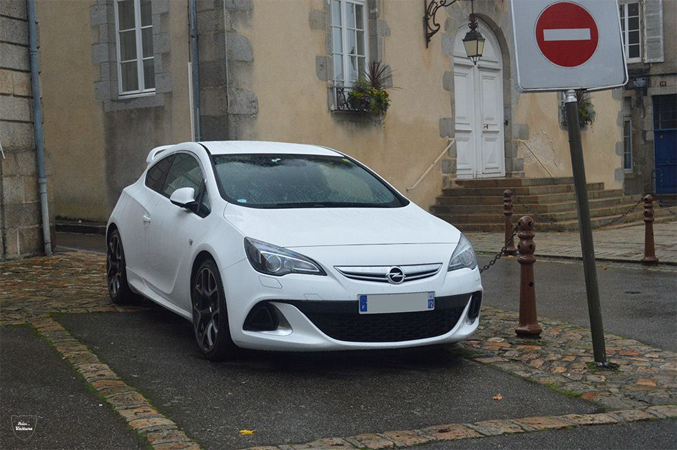 AD01 • Opel Astra (J) OPC '12
