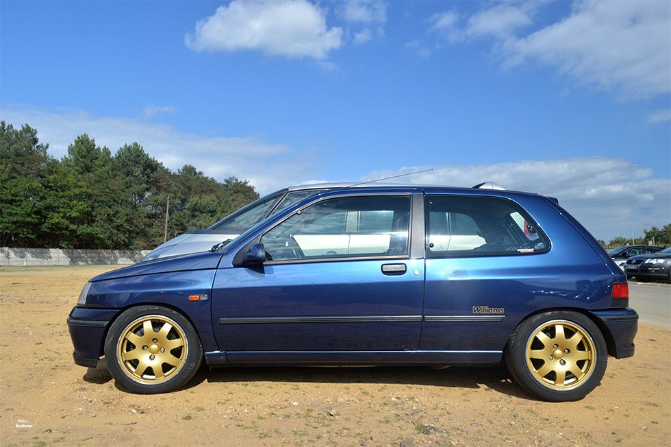 AD68 • Renault Clio 1 Williams '93