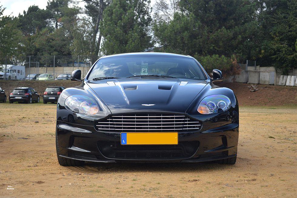 AC34 • Aston Martin DBS '08