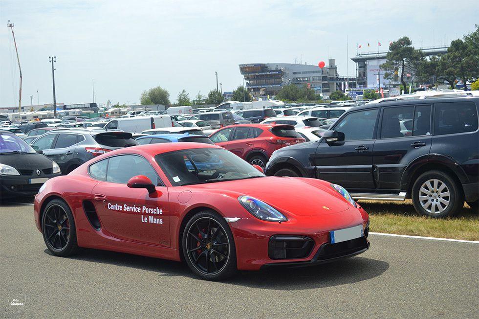 AG97 • Porsche Cayman (981) GTS '15