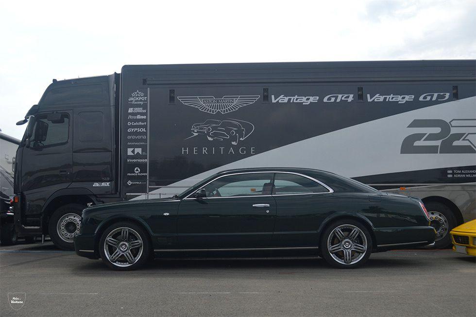 AB41 • Bentley Brooklands '08
