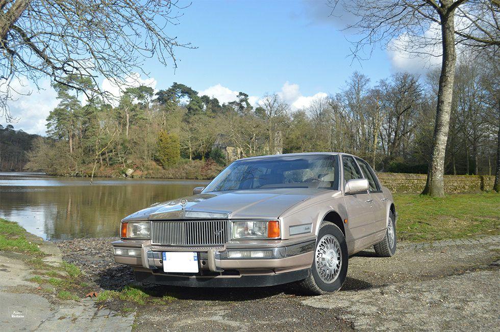 AA25 • Cadillac Seville III 4.5 V8 '89