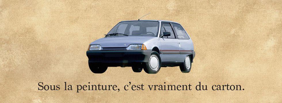 Clichés sur l'automobile : d'où viennent-ils ?