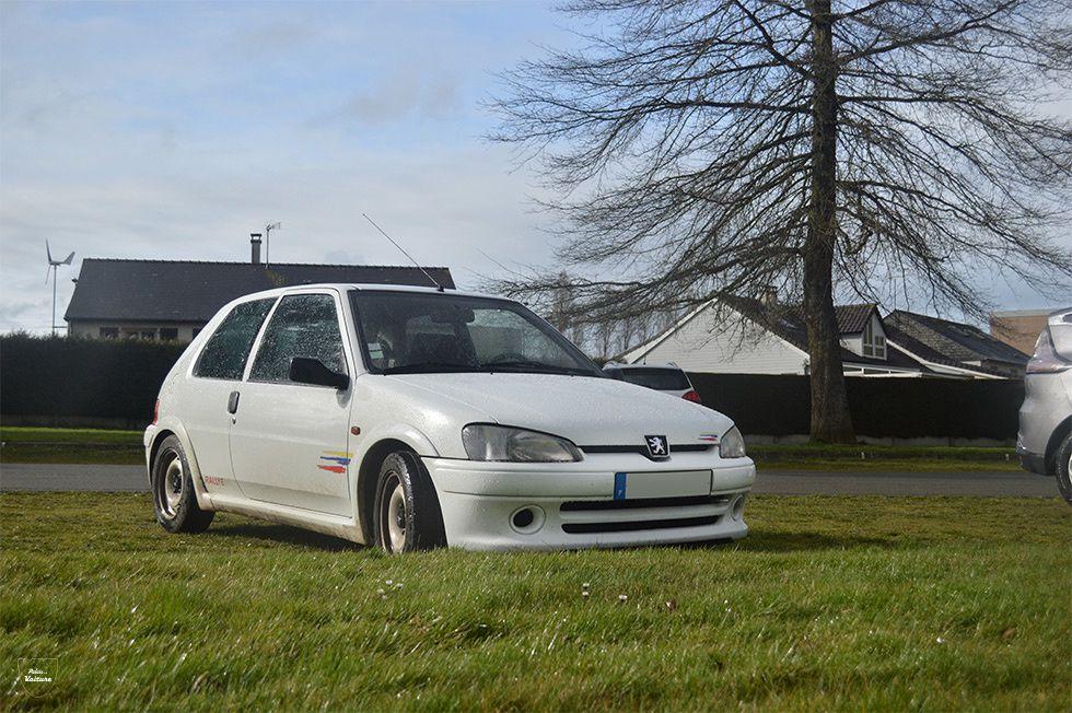 AF34 • Peugeot 106 Rallye 1.6 '97