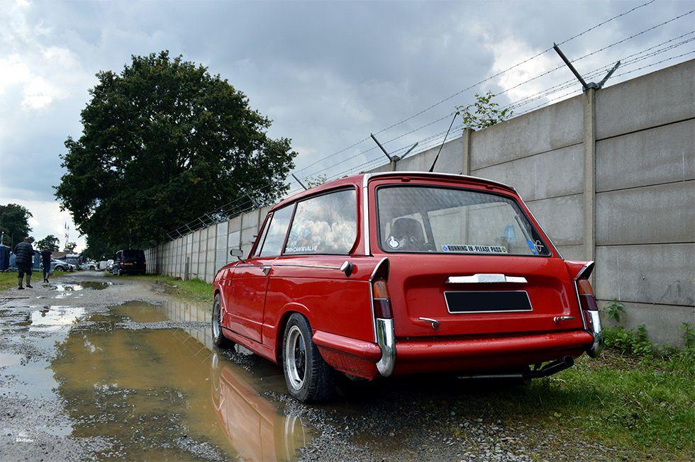 '70 Triumph Herald Estate swap 2.0