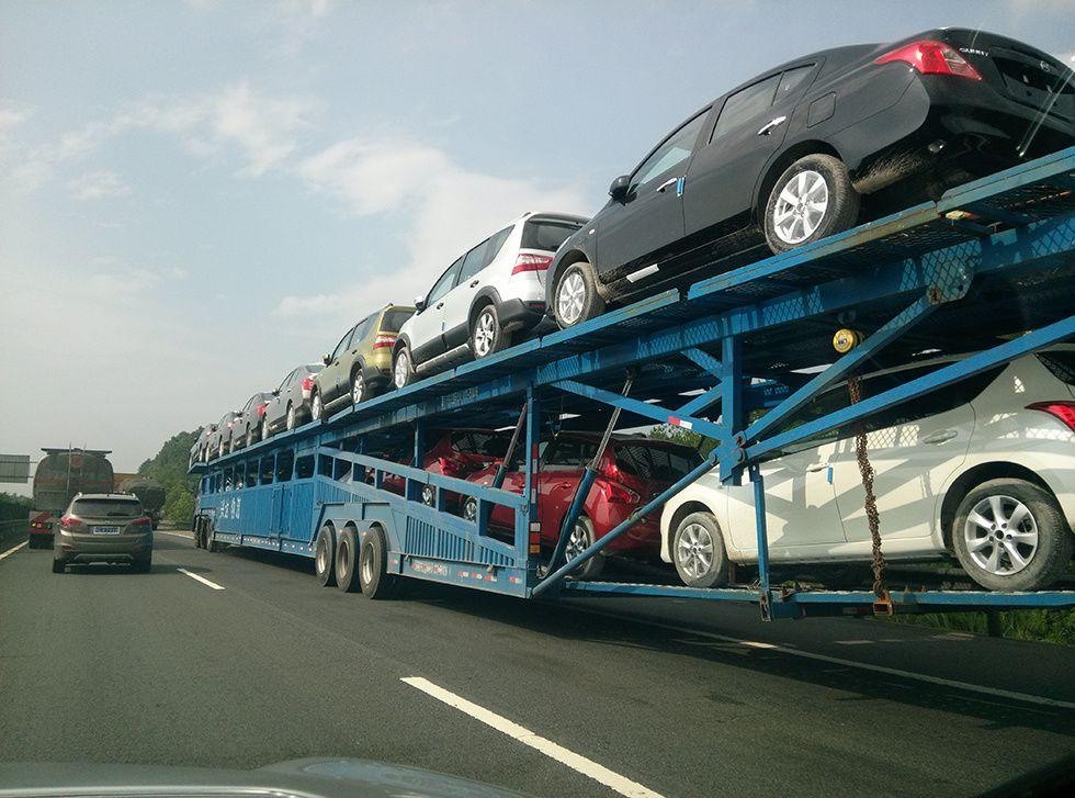 5 solutions pour transporter une voiture
