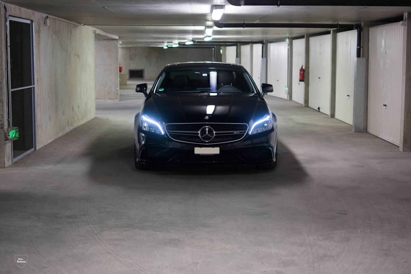 '15 Mercedes-Benz CLS 63 AMG 4MATIC (C218)