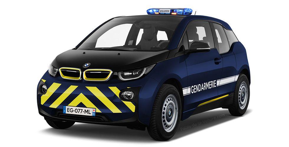 Vous ne croiserez jamais ces voitures de gendarmerie