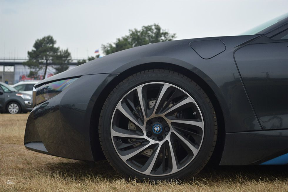 AD92 • BMW i8 '14