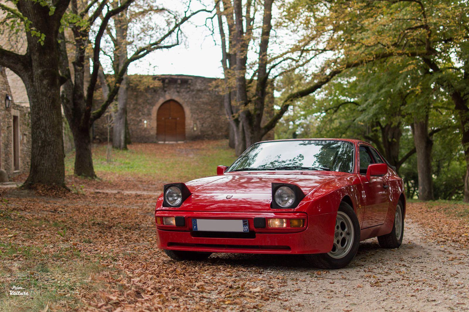 '85 Porsche 944 2.5 163