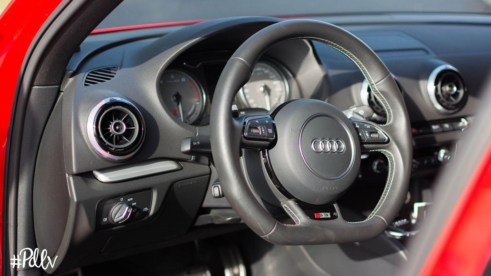 '15 Audi S3 Berline S-Tronic - Le Mans Auto Racing