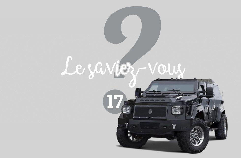 Le saviez-vous ? #17