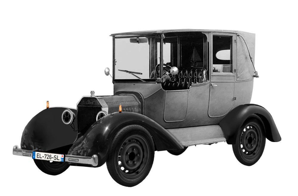 Un siècle plus tard, voici comment les lois ont défiguré une Ford Model T