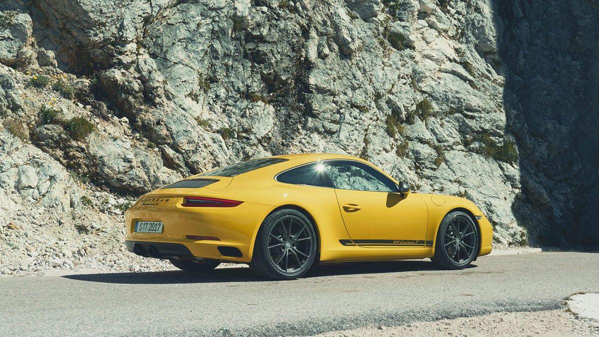 e4f196b10e Porsche 911 (991) Carrera T : le modèle de trop ? - PDLV - Palais-de ...