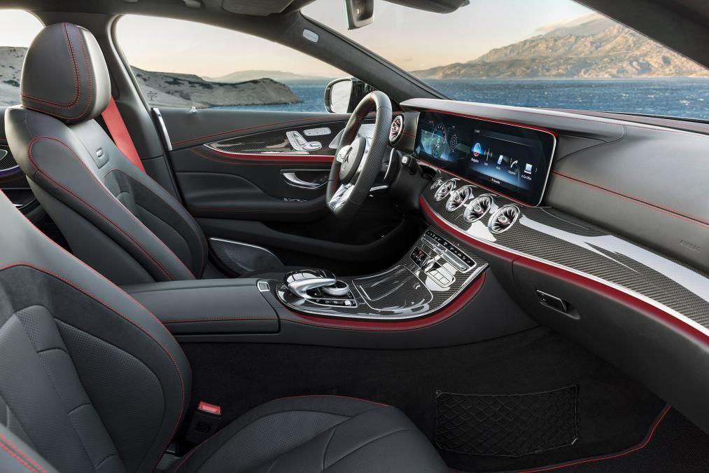 Mercedes Cls 53 Amg Hybride Mais Pas Trop Pdlv Palais De La