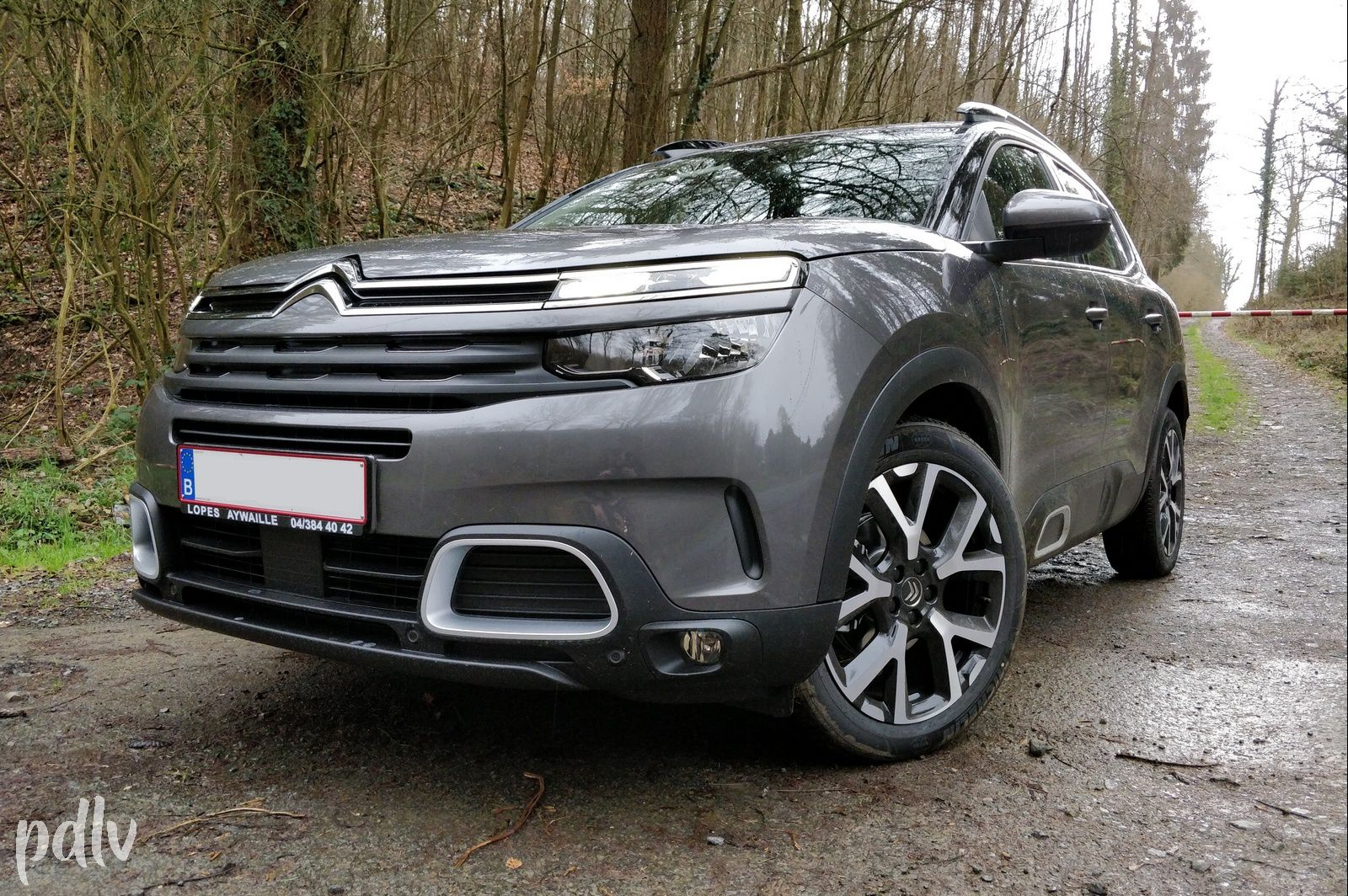 CITROËN C5 AIRCROSS 1.5 BLUEHDI 130 EAT8 : Prétendant ...