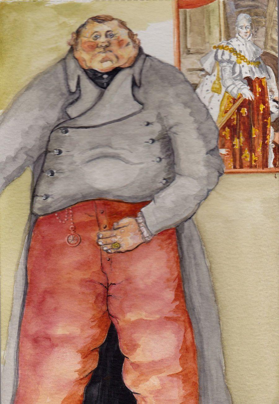 Les portraits de Balzac