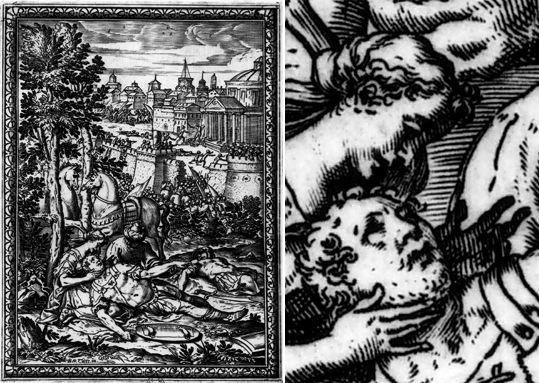 Bernardo Castello (1557-1629) premier illustrateur de la Jérusalem délivrée