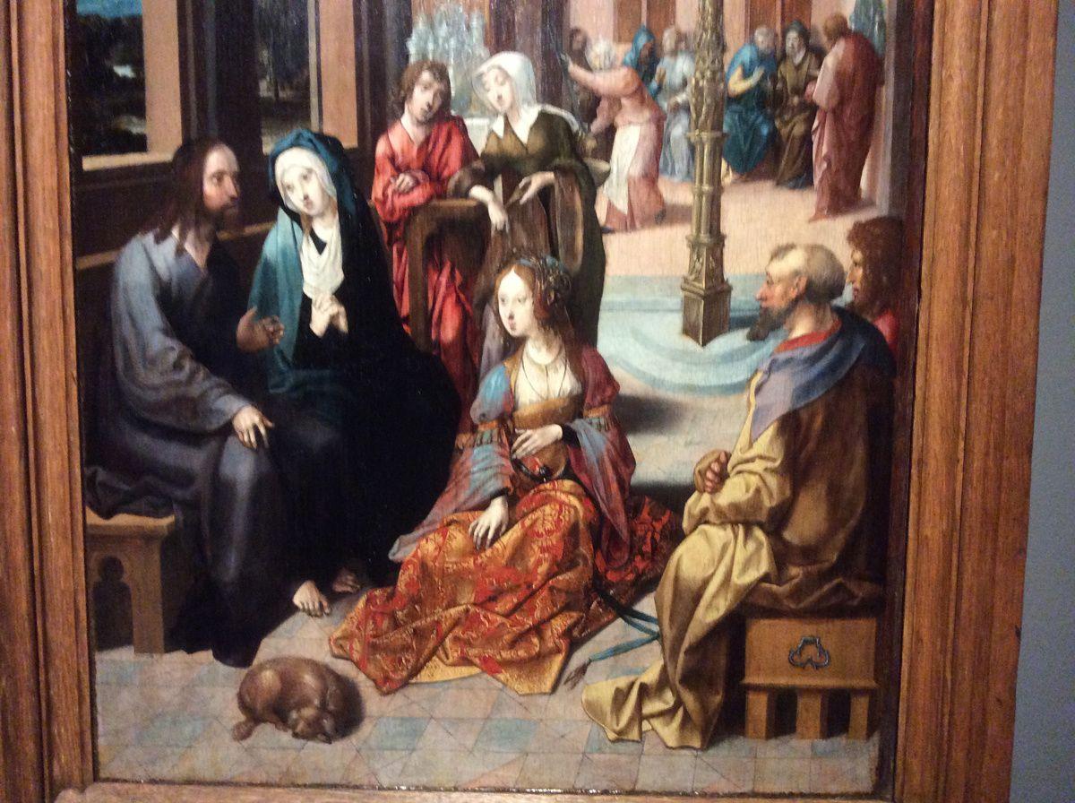 Les Marie-Madeleine du Rijksmuseum d'Amsterdam