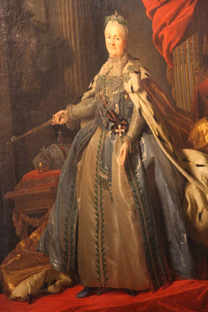 Catherine II, la Grande, la fondatrice