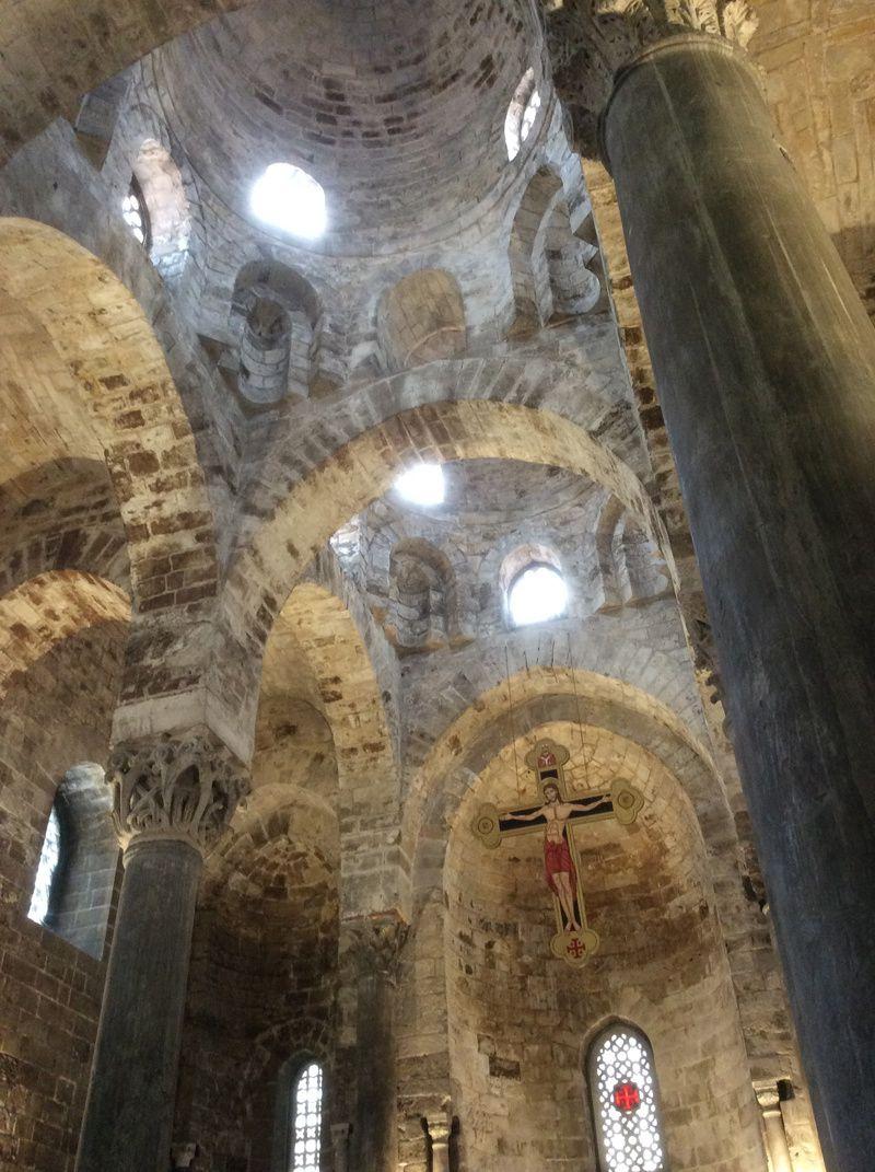 La chiesa San Cataldo